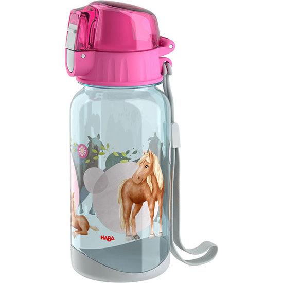Haba Drinkfles Paarden - Haba
