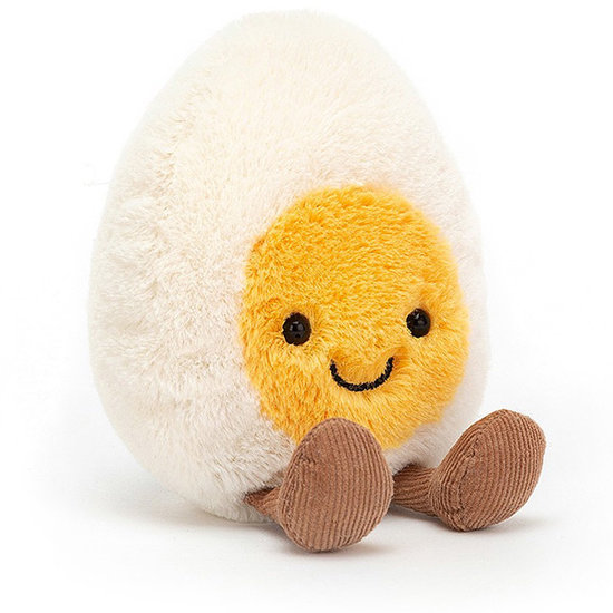 Jellycat Jellycat knuffel Amuseable Boiled Egg Small