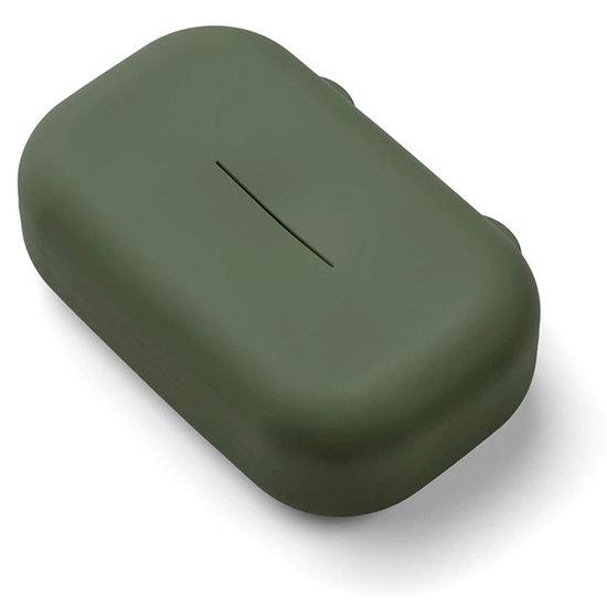 Liewood Liewood Emi doos vochtige doekjes - Hunter green