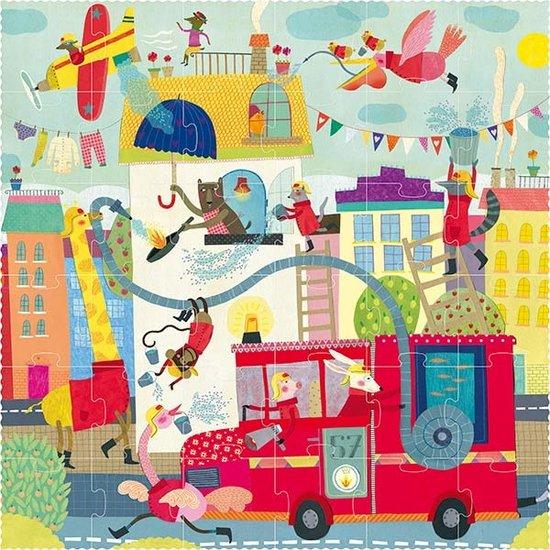 Londji Londji puzzle I want to be a fireman 36pcs +3yrs