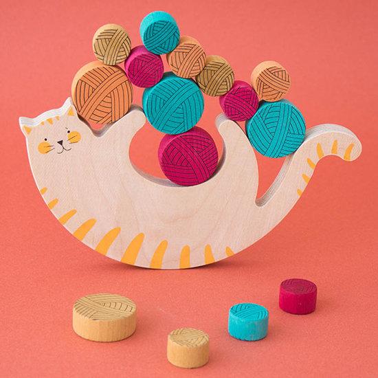 Londji Londji Meow! - balancing game +3yrs