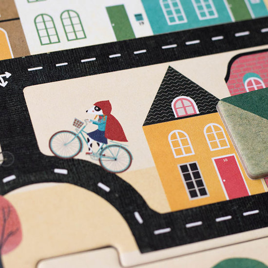 Londji Londji Postman - Brettspiel +3Jahre