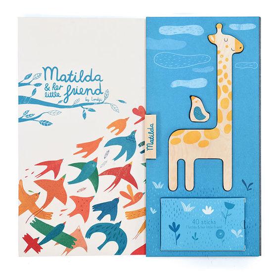 Londji Londji Matilda & friend stapelspel +3jr
