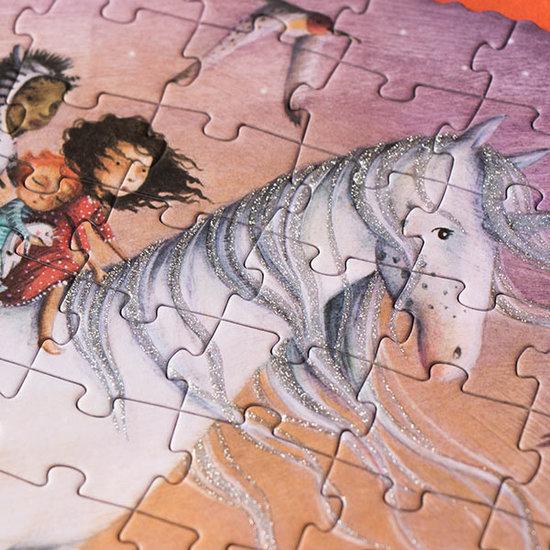Londji Londji puzzle My unicorn 350pcs +6yrs