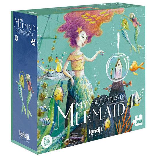 Londji Londji puzzle My mermaid 350pcs +6yrs