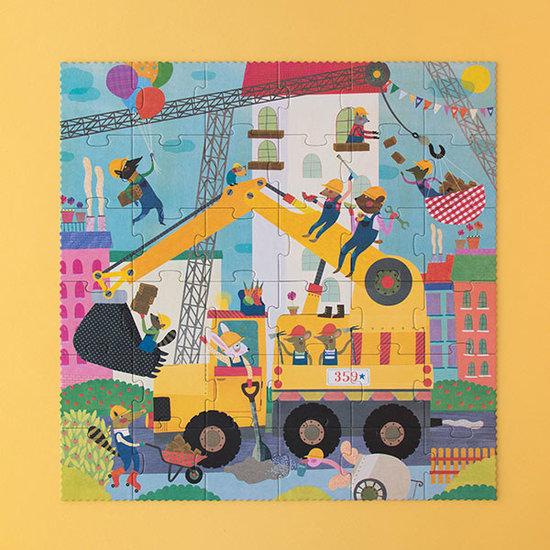 Londji Londji puzzle I want to be a builder 36pcs +3yrs