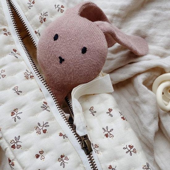 Konges Slojd Toilettas Quilted bag Petit amour rose Konges Slojd