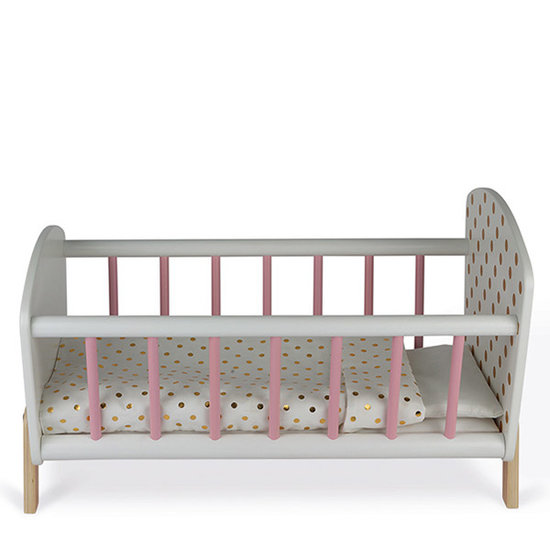 Janod speelgoed Janod doll bed Candy Chic