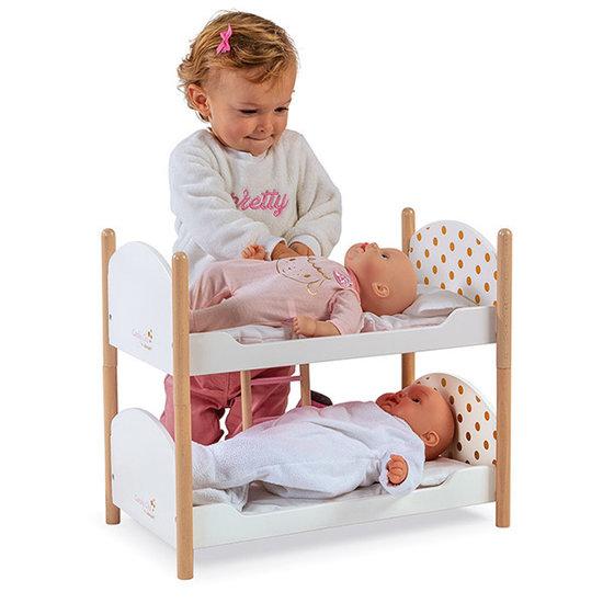 Janod speelgoed Janod Puppen-Stockbett Candy Chic