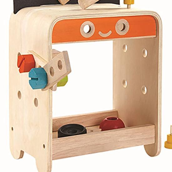 Plan Toys Werkbank - Plan Toys +3jr