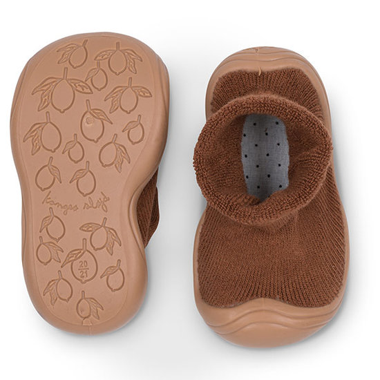 Konges Slojd Konges Slojd sock slippers - Almond