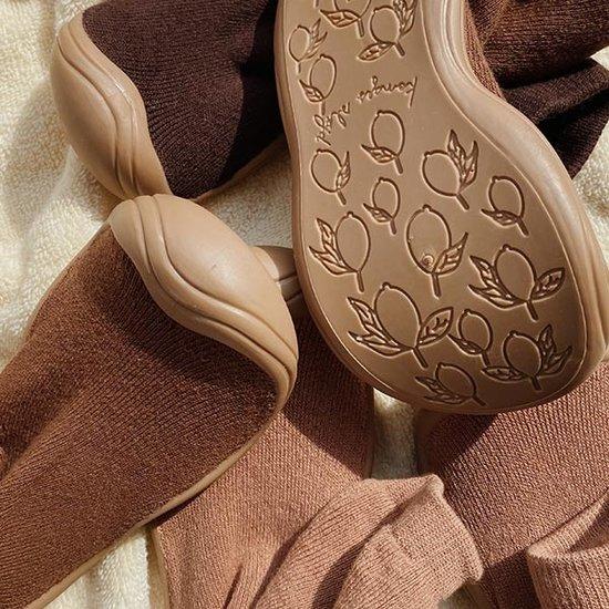 Konges Slojd Konges Slojd sock slippers - Mocca