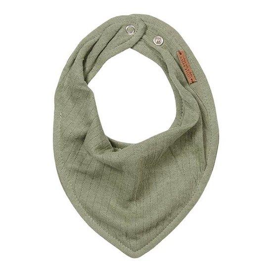 Little Dutch Little Dutch bandana slab - Pure Olive