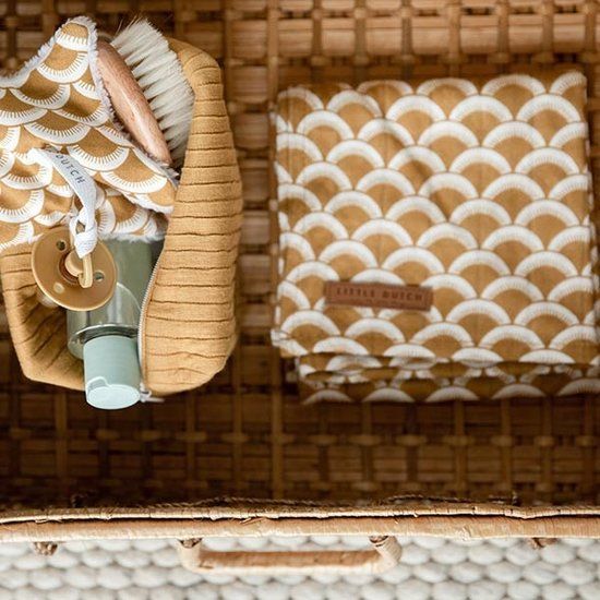 Little Dutch Little Dutch bandana slab - Sunrise Ochre