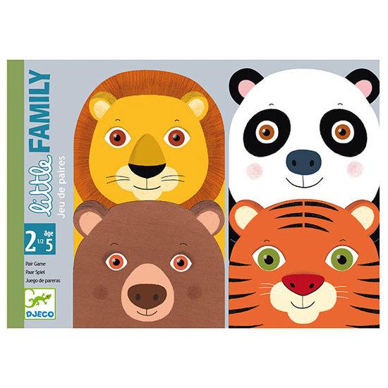 Djeco Djeco Kartenspiel Little Family