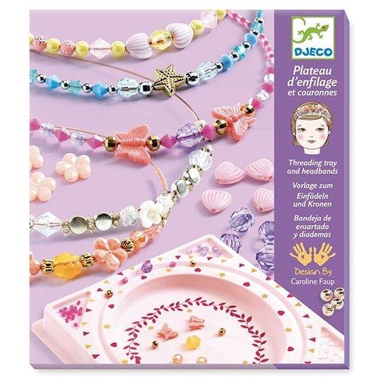 Djeco Djeco knutselpakket haarband maken