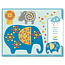Djeco Djeco Bastelset Mosaiken - Sanfter Dschungel