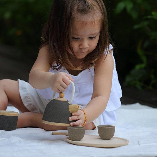 Plan Toys Plan Toys aziatisch theeservies