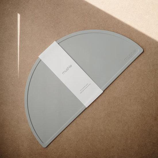 Mushie Mushie siliconen placemat Stone