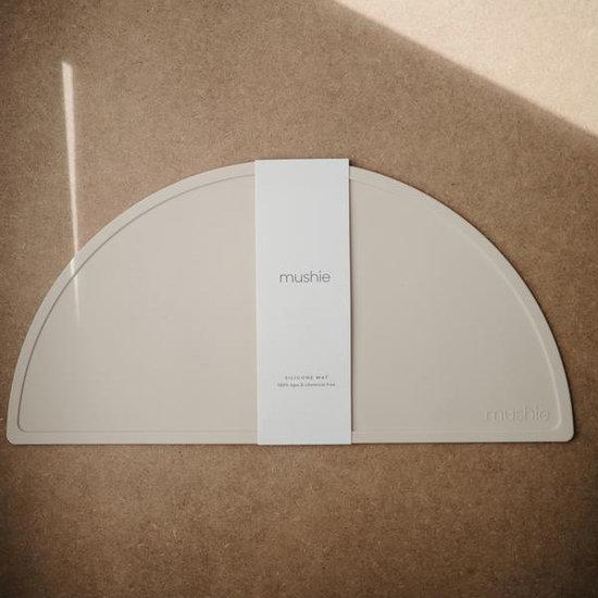 Mushie Mushie siliconen placemat Shifting Sand