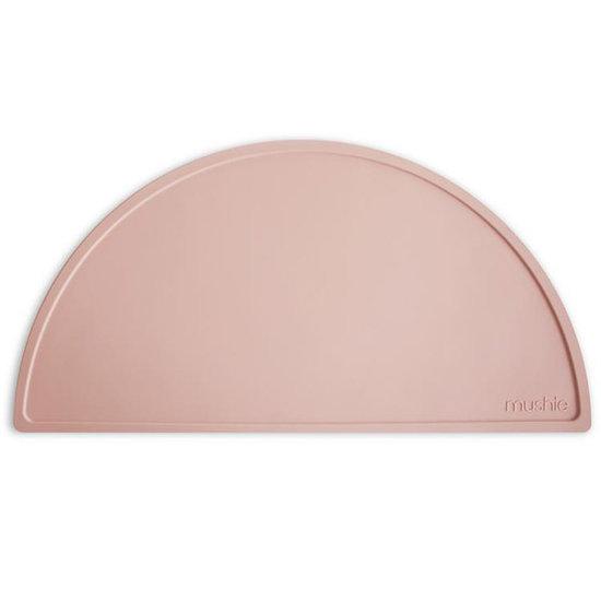 Mushie Mushie silicone placemat Blush