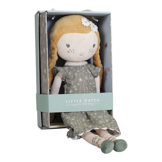 Little Dutch Knuffelpop Julia 35cm - Little Dutch