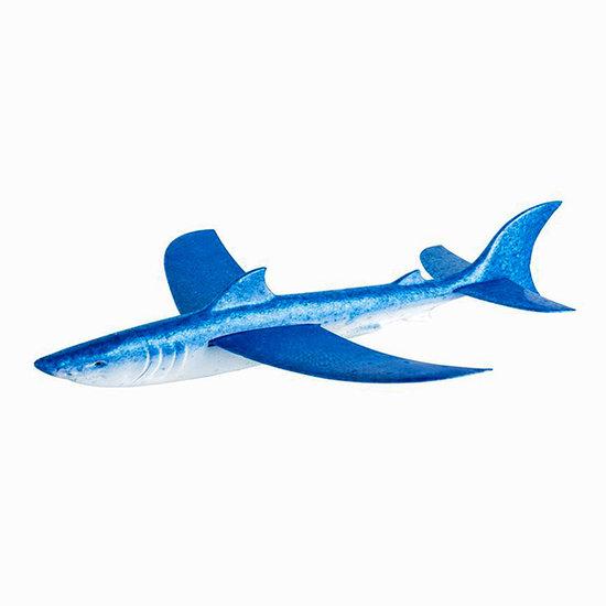 Tiger Tribe Tiger Tribe Shark Glider - werpvliegtuig