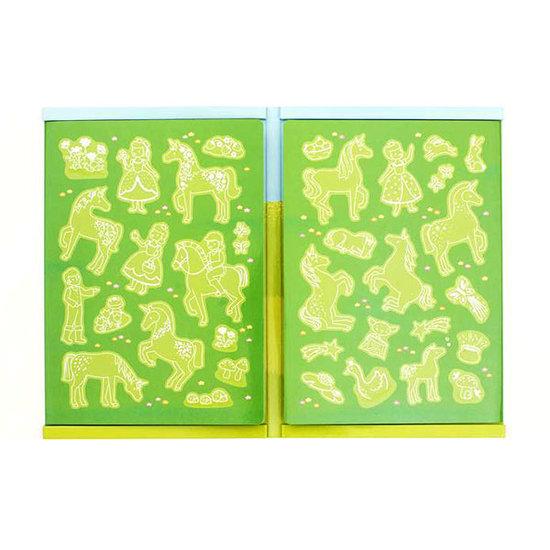 Tiger Tribe Tiger Tribe magneetboek - Unicorn Kingdom