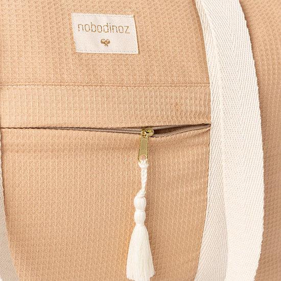 Nobodinoz tipi en accessoires Luiertas Opera waterproof Nude - Nobodinoz
