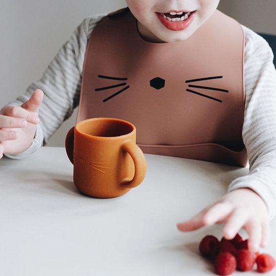 Liewood Trinkbecher Gene cup Rabbit mustard - Liewood