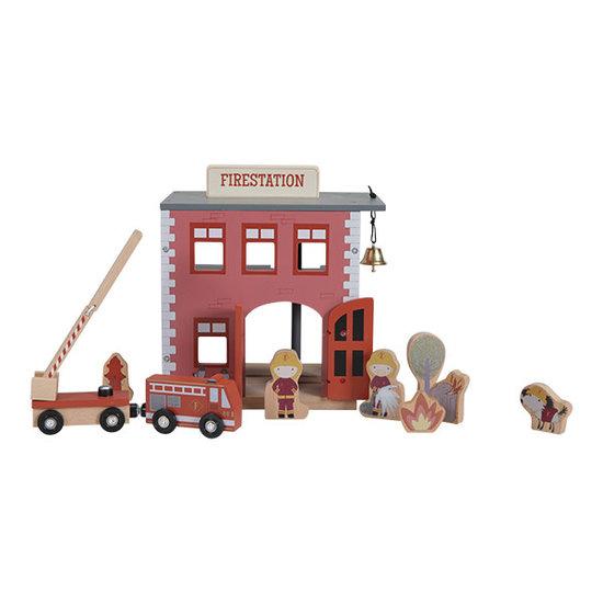 Little Dutch Little Dutch railway train extension - Firestation