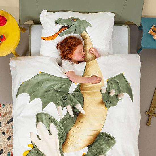 Snurk beddengoed Bettwäsche Drache - Snurk