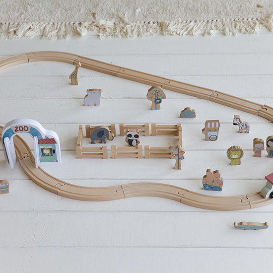 Little Dutch Little Dutch railway train extension - Zoo