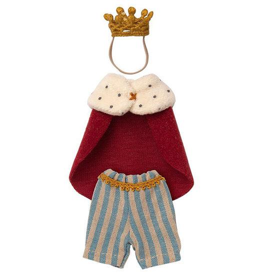 Maileg Maileg Koning muis kleding