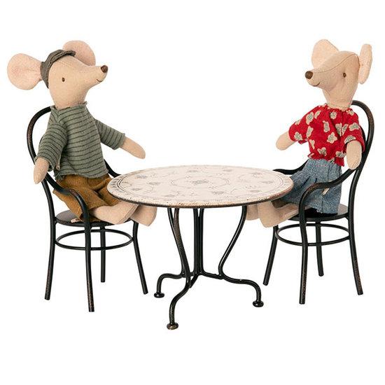 Maileg Maileg Vintage Tisch und Stühle