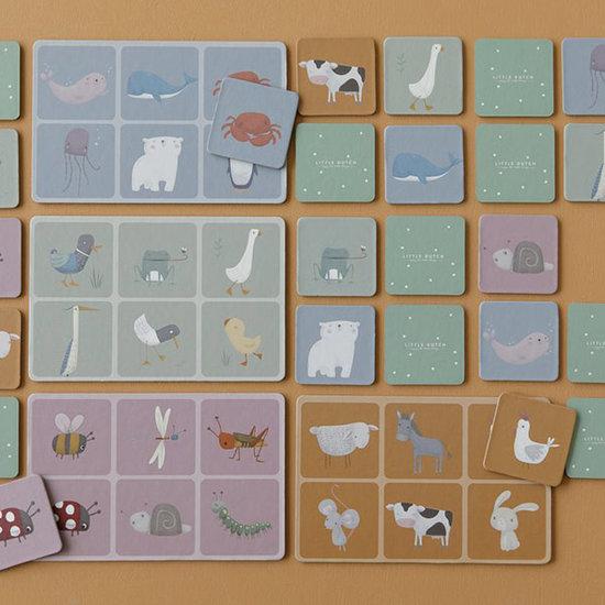 Little Dutch Little Dutch Lotto Spiel Little Goose