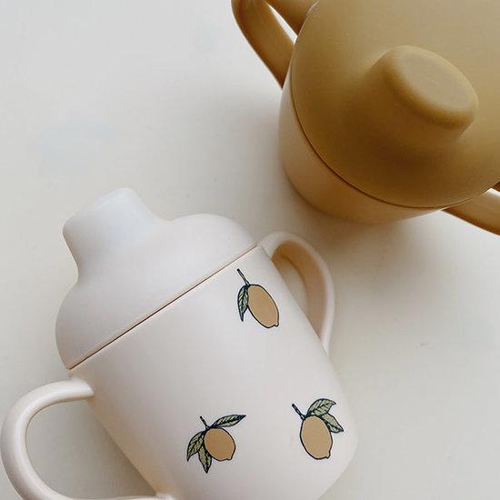 Konges Slojd Konges Slojd sippy cups Lemon