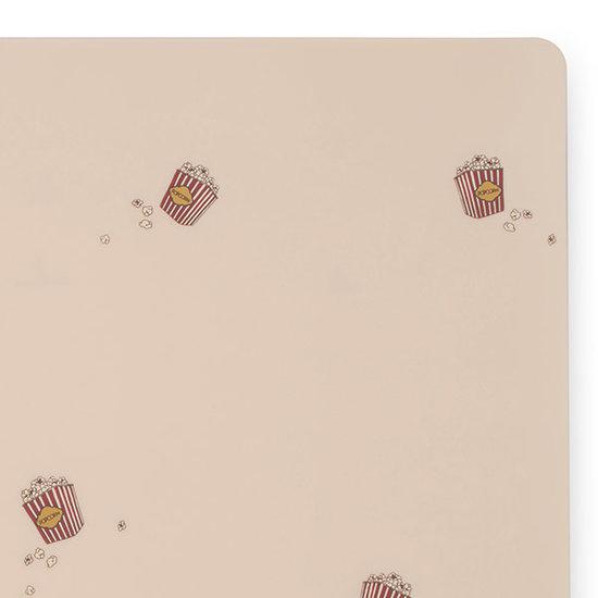 Konges Slojd Konges Slojd Silikon Tischset Popcorn