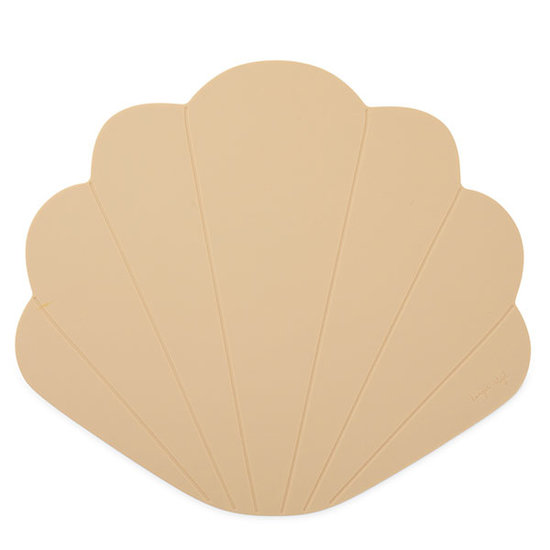 Konges Slojd Konges Slojd silicone placemat schelp Shell