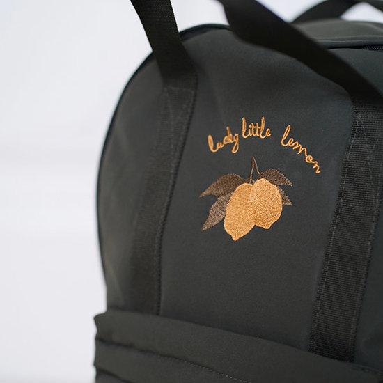 Konges Slojd Konges Slojd Loma backpack Junior Moss Grey