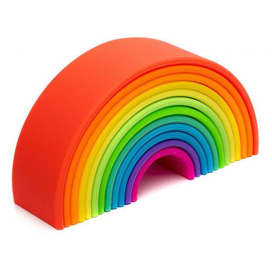 Dëna Dëna speelgoed regenboog Neon 12-delig