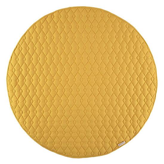 Nobodinoz tipi en accessoires Nobodinoz Kiowa Spielmatte Farniente Yellow