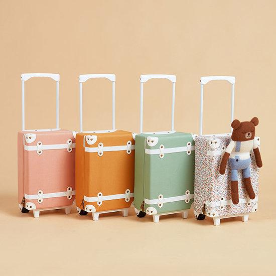 Olli Ella Olli Ella See-Ya suitcase - trolley sage