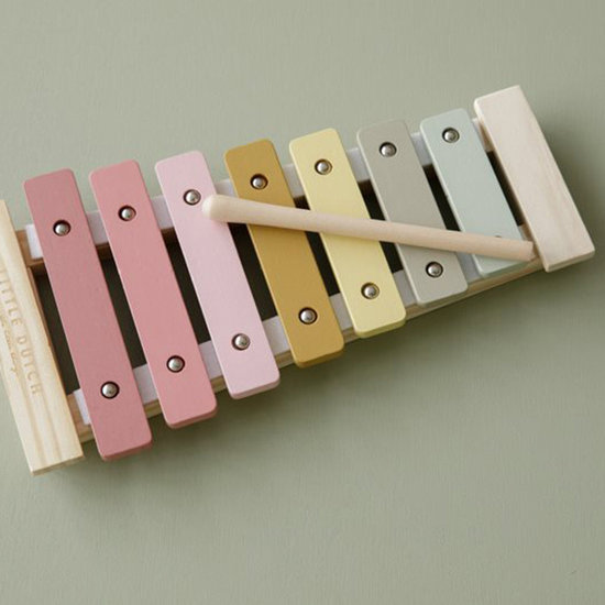 Little Dutch Little Dutch xylofoon pink +3jr