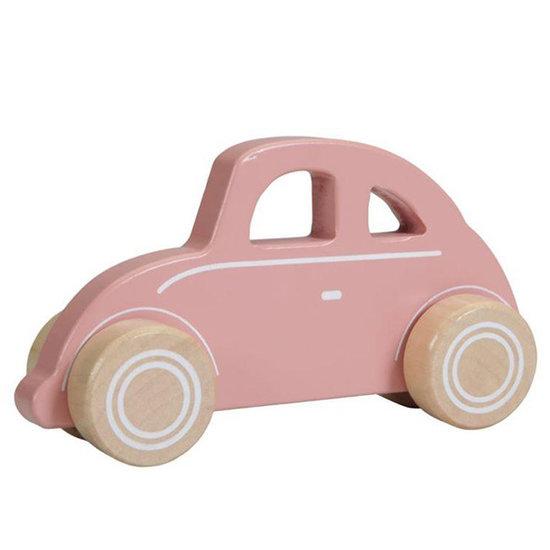 Little Dutch Little Dutch toy car Beetle pink
