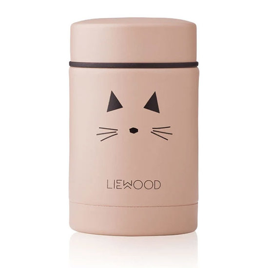 Liewood Liewood thermosbeker Nadja Cat rose