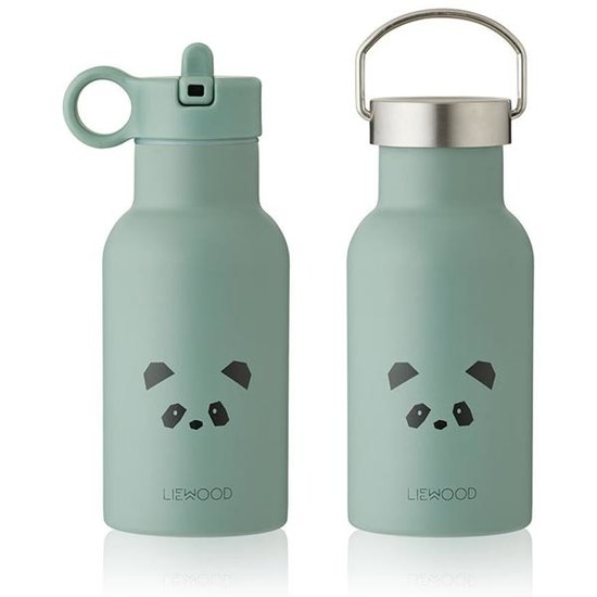 Liewood Liewood drinking bottle Anker Panda peppermint