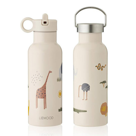 Liewood Liewood Neo drinking bottle Safari sandy mix