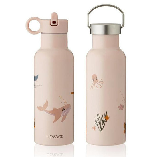 Liewood Liewood Neo drinking bottle Sea Creature rose mix
