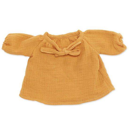 By Astrup Doll clothes blouse Curry - By Astrup